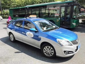 Tipps Taxi fahren in China
