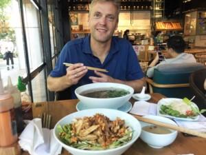 Essen gehen in Shanghai ist sehr abwechslungsreich und meist lecker