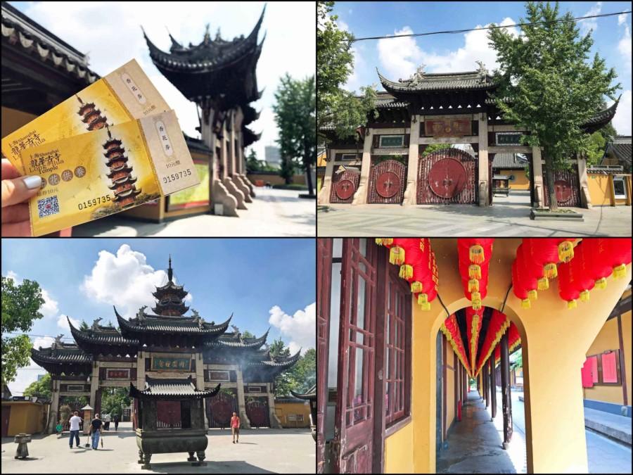 Guide, Sehenswürdigkeiten & interessante Orte in Shanghai: Eindrücke des Longhua Temple