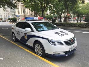 Sicherheit: Wir haben uns in Shanghai sehr sicher gefühlt