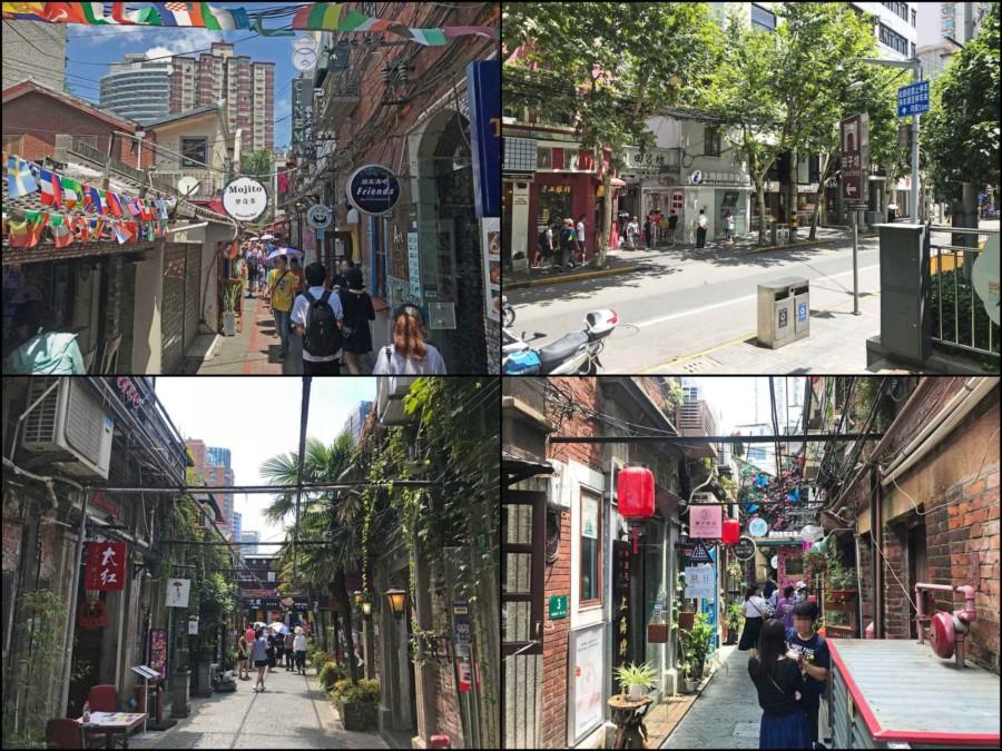 Guide, Sehenswürdigkeiten & interessante Orte in Shanghai: Eindrücke des Stadtteil Tanzifang