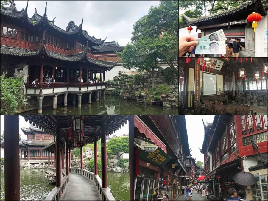 Guide, Sehenswürdigkeiten & interessante Orte in Shanghai: Eindrücke des Yuyuan Garten