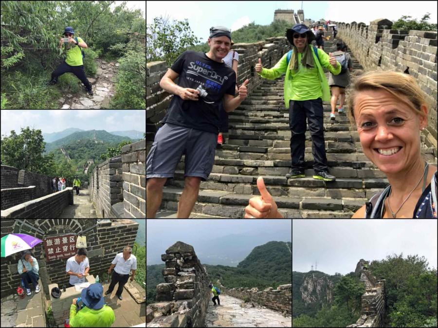Große Mauer Peking Abschnitte Chinesische Mauer Länge: Unser Private Tour-Guide Jonny: Spaß ist auf jeden Fall dabei!