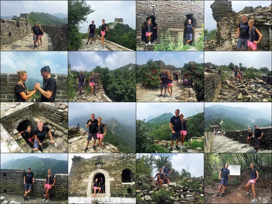 Große Mauer Peking Abschnitte Chinesische Mauer Länge: Unzählige Bilder knipst Jonny aus den besten Blickwinkeln von uns