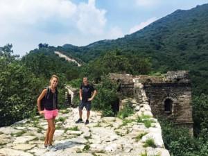 Große Mauer Länge Peking: Facettenreich und sehr zu empfehlen ist der Weg von Jiankou nach Mutianyu