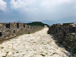 Große Mauer: Einsame Wanderung von Jiankou nach Mutianyu