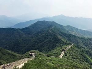 Chinesische Mauer Abschnitte Länge: Mutianyu