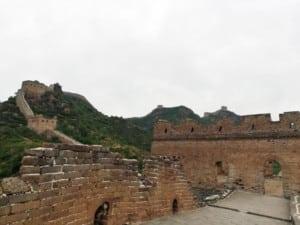 Peking Chinesische Mauer Abschnitte: Tour Teilabschnitt von Zhuangdaokou nach Huanghuacheng