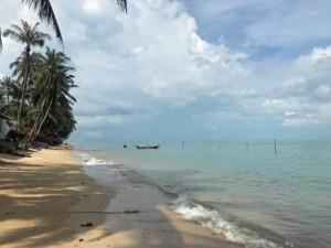Thailand Koh Samui Bang Po Beach Strand