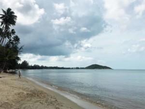 Thailand Koh Samui Lipa Noi Beach Strand