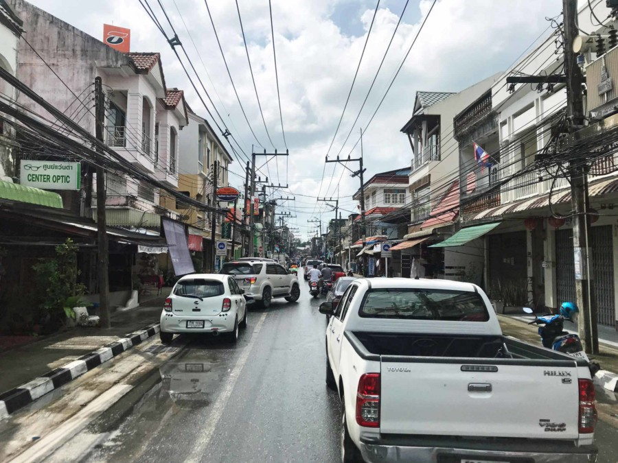Der Ort Nathon Koh Samui