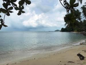 Strand, interessante Orte: Taling Ngam Beach auf Koh Samui