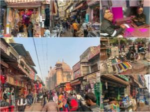 Sehenswuerdigkeiten, Highlights & Tipps: Kinari Bazar in Agr