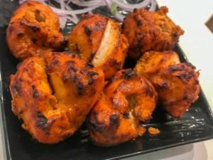 Unser Tipp der Küche in Indien: Chicken Tikka, unbedingt probieren!