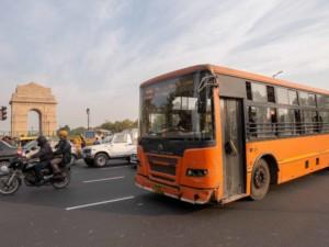 Fortbewegung in Indien: Unterwegs in Delhi