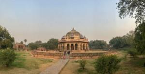 Grabstätte und UNESCO Weltkulturerbe: Humayun Mausoleum - ein Ort der Stille