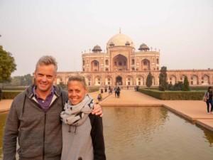 Sehenswürdigkeiten & Tipps: Humayun Mausoleum in Delhi