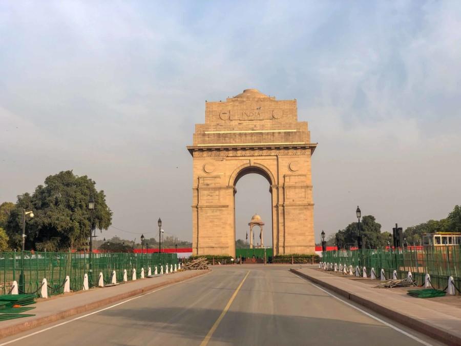 Sehenswürdigkeiten & Tipps: India Gate in Delhi