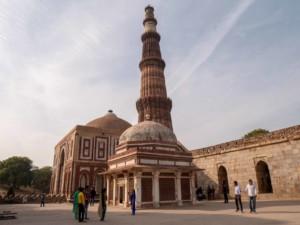 Sehenswürdigkeiten und Tipps in Delhi: Qutb Minar