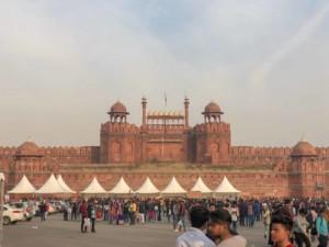 Sehenswürdigkeiten & Tipps: Das Rote Fort in Delhi