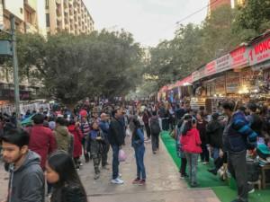 Bazar in Süd-Delhi
