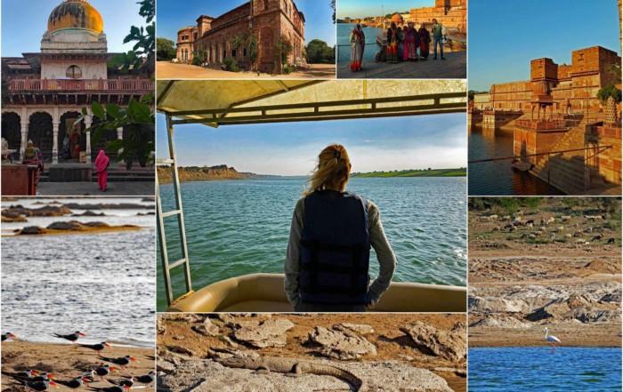 Eindrücke in Dholpur im Chambal National Park: Safari und Sehenswürdigkeiten