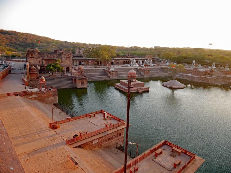 Top Sehenswürdigkeit: Machkund Tempel in Dholpur
