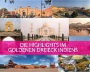 Goldenes Dreieck Indiens | Der perfekte Kurztrip für Indien-Einsteiger