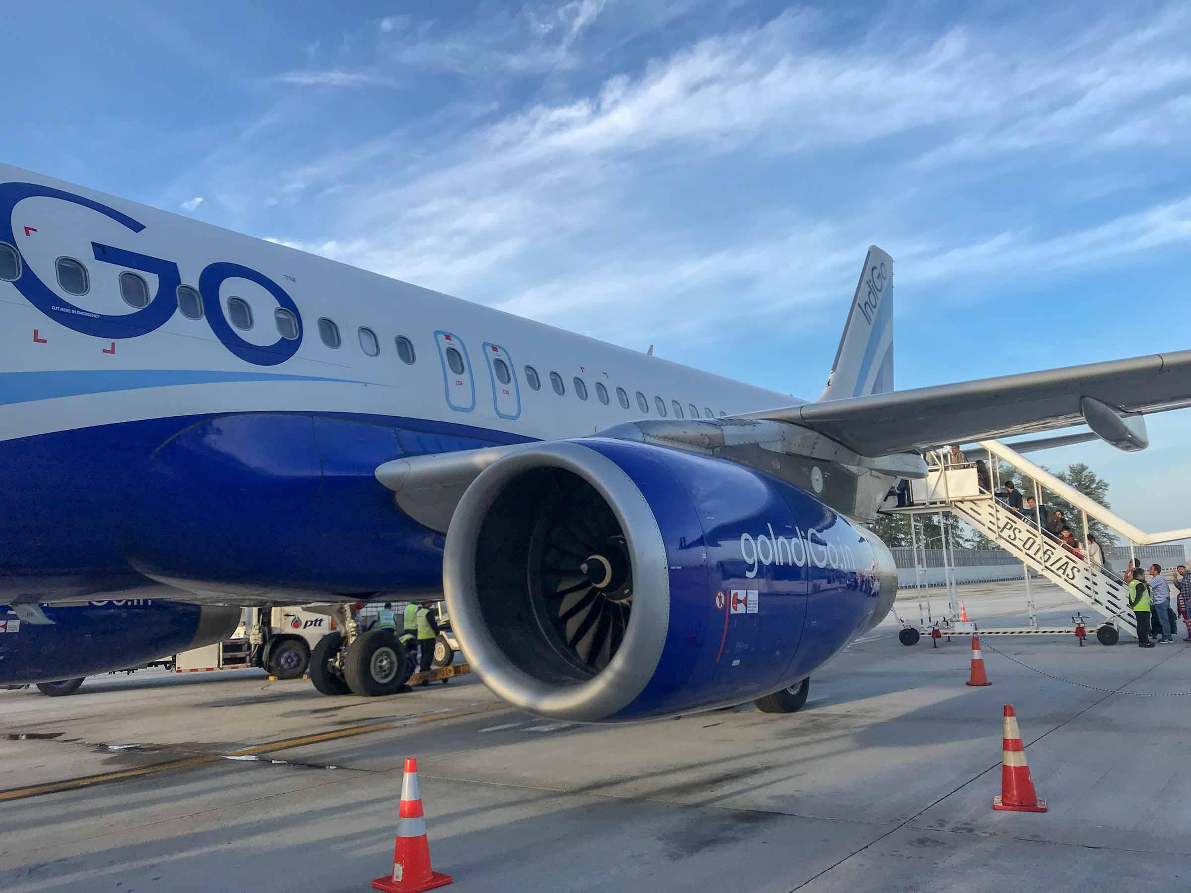 Tipps & Erfahrung: Flüge nach Indien gibt es von Deutschland aus mit einem Direktflug