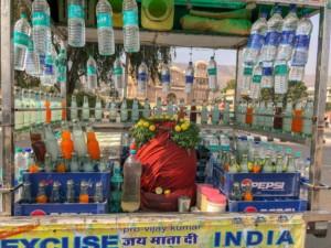 Getränke in Indien