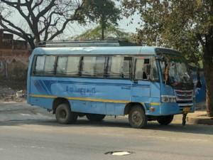 Indien Individualreise mit dem Bus