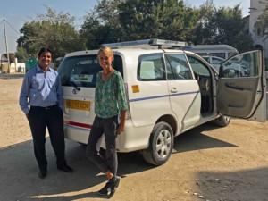 Indien Reisebericht, Erfahrungen & Tipps: Unterwegs mit privatem Fahrer