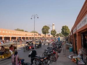 Sehenswürdigkeiten & Tipps: Die rosarote Altstadt von Jaipur