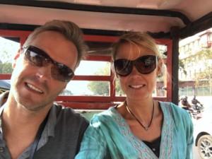 Ein Muss eine Fahrt im Tuk Tuk durch die Altstadt von Jaipur