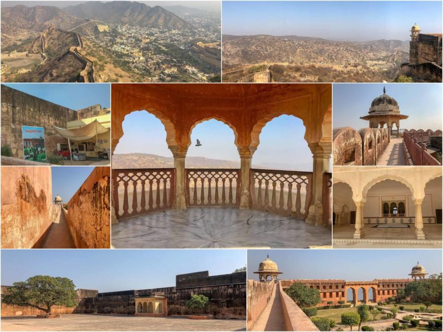 Sehenswürdigkeiten & Tipps: Eindrücke des Jaigarh Fort