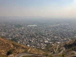Die Wanderung von Jaipur zum Nahargarh Fort ist sehr beliebt