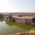 Der Innenraum des Ranthambore Forts is t sehr weitläufig mit zahlreichen Sehenswürdigkeiten