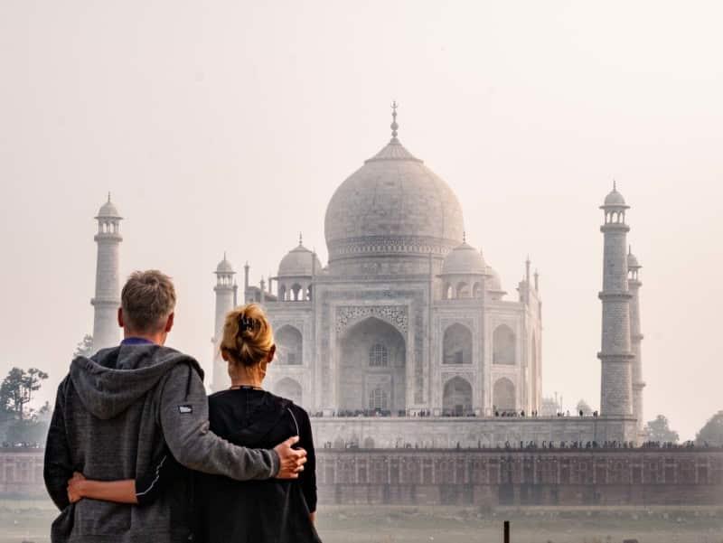 Tipps zum Weltwunder Taj Mahal