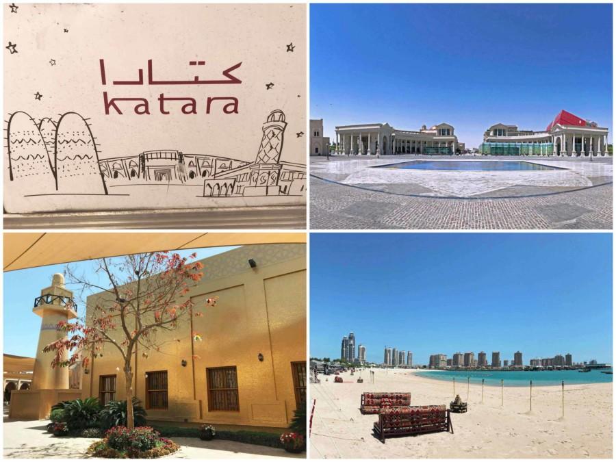 Das Katara Cultural Village ist mit ausreichend Zeit in Doha durchaus einen Besuch wert