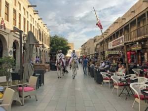 Sehenswürdigkeiten & interessante Orte in Doha: hier der Souq Waqif