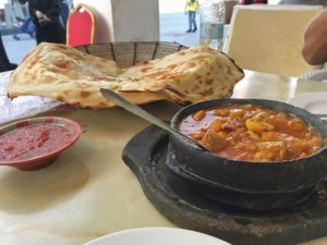 Highlight: Lamm Curry im Bandar Aden Restaurant im Souq Waqif