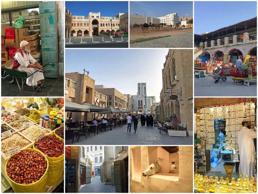 Sehenswürdigkeiten und Highlights in Doha: Ein Abstecher zum Souq Waqif darf auf keinen Fall fehlen