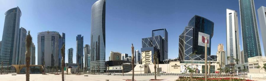 Sehenswürdigkeiten und Highlights in Doha: Shopping Malls in der West Bay