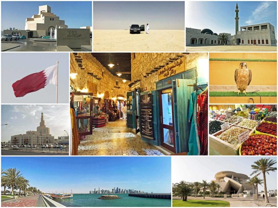 Katar, Doha: Sehenswürdigkeiten, Highlights, Stadtteile und Insider-Tipps für einen Kurztrip