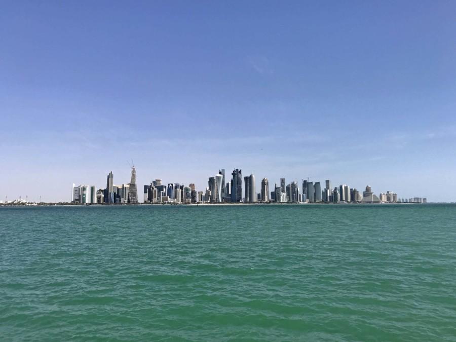 Sehenswürdigkeiten, Highlights & interessante Orte: Skyline von Doha