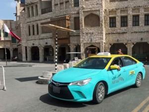 Tipp: Karwa Taxi in Doha