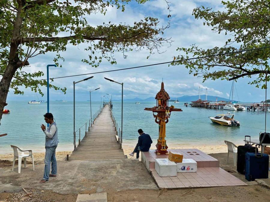 Koh Samui Big Buddha Pier