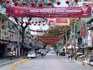 Sehenswürdigkeiten, Highlights und Tipps: Straßenküche in Kuala Lumpur auf der Jalan Alor in Bukit Bintang