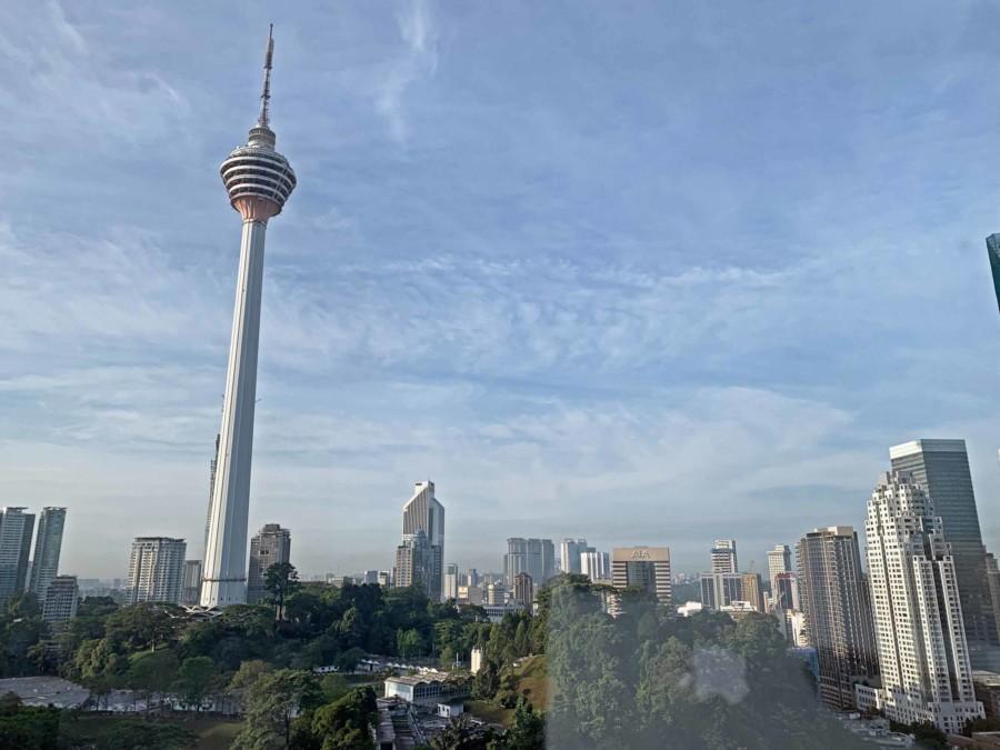 Sehenswürdigkeiten und interessante Orte: Menara Kuala Lumpur bzw. KL Tower