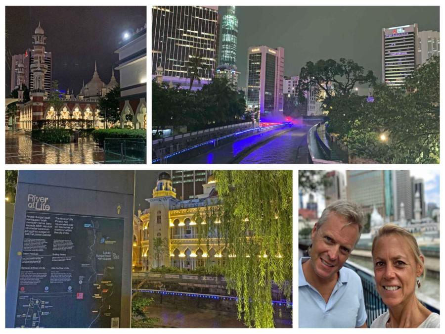 Tipps und Highlights: Merdeka, Square, Masjid Jamek und River of Life